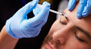 Wrinkle Relaxing Injections for Men