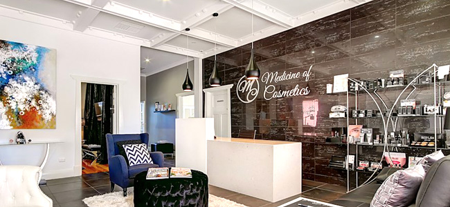 Medicine of Cosmetics - Beauty Salon Royston Park SA - Virtual Tour