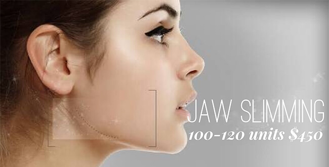 Jaw Slimming - Medicine of Cosmetics