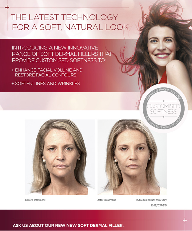 Injectables - Soft Dermal Fillers